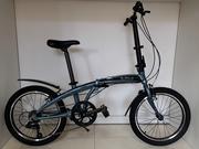 Складной велосипед b_fold/Европейское качество/Занимает мало места/